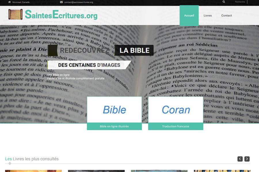 Saintes Ecritures