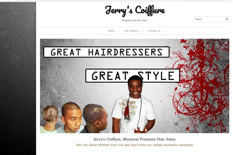Jerry's Coiffure