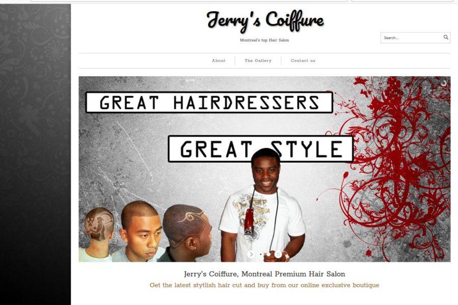 Jerry's Coiffure