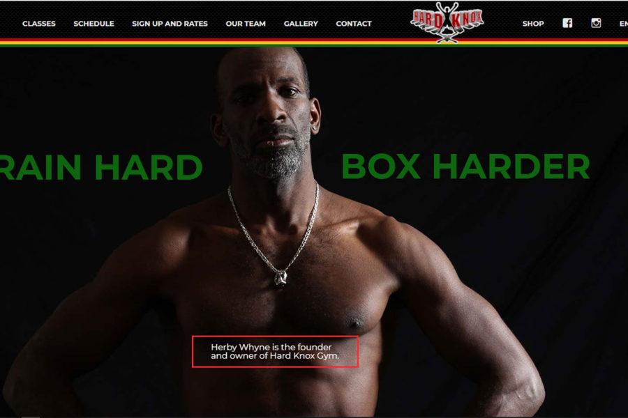 Hard Knox Gym