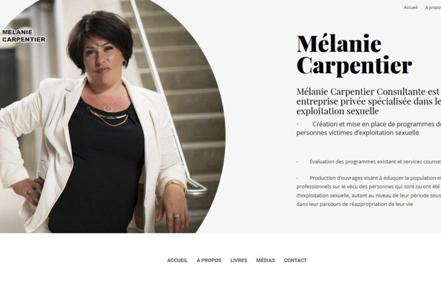 Mélanie Carpentier Consultante
