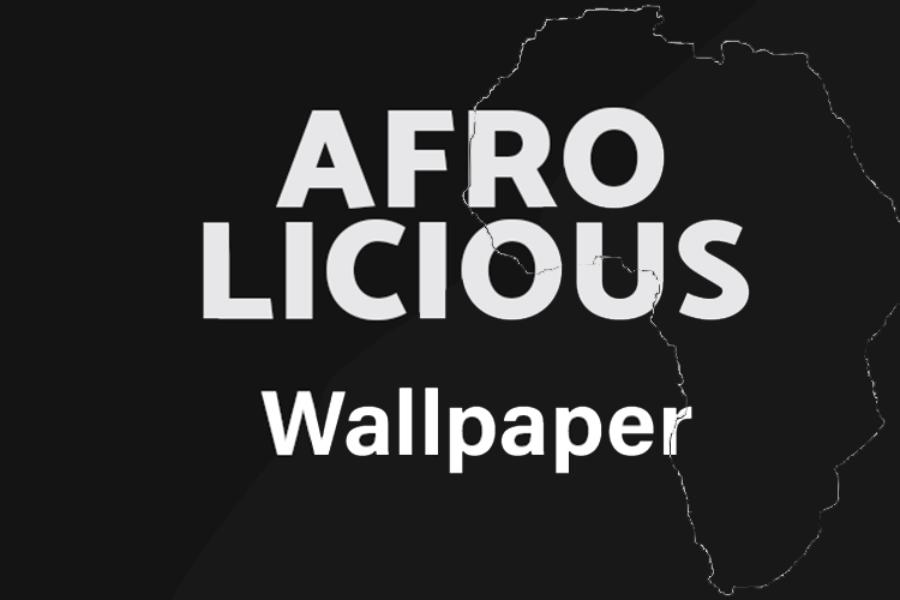 Afrolicious Wallpaper