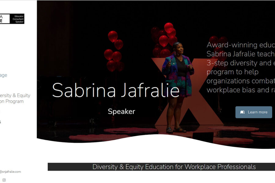 Sabrina Jafralie